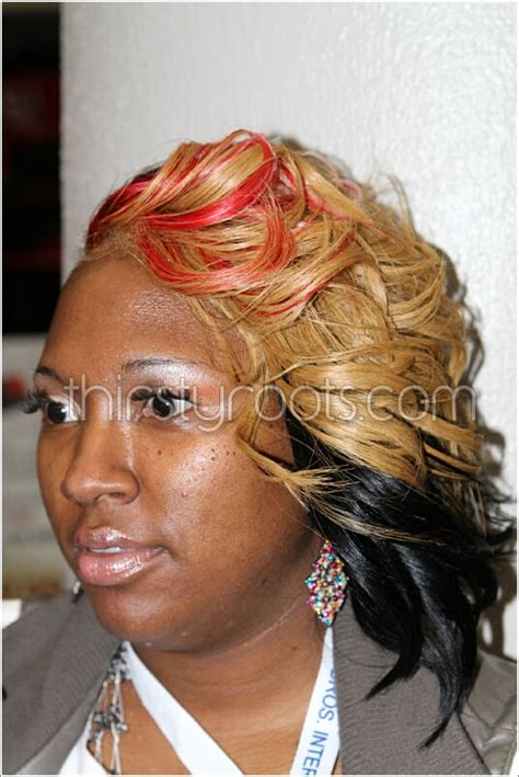 Color Weave Hairstyles by Color Weave Hairstyles