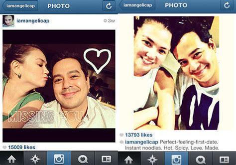 celebrity birthday instagram captions 10 best celebrity pda on instagram spot ph