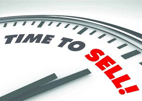 to sell is it time to sell the company