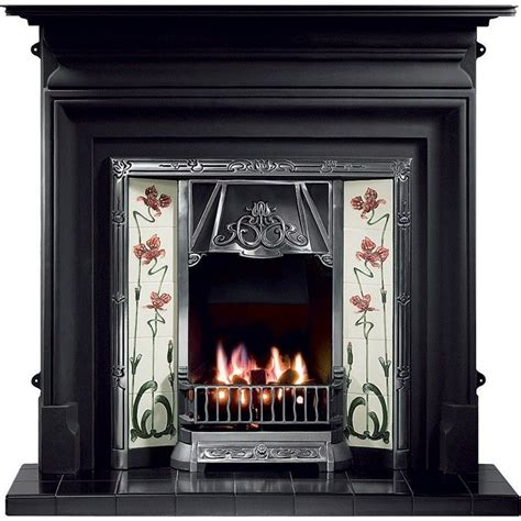 Iron Stove Fireplace by Best 25 Cast Iron Fireplace Ideas On