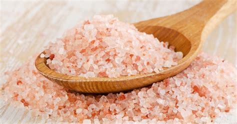 himalayan pink salt to alkalize your and help you