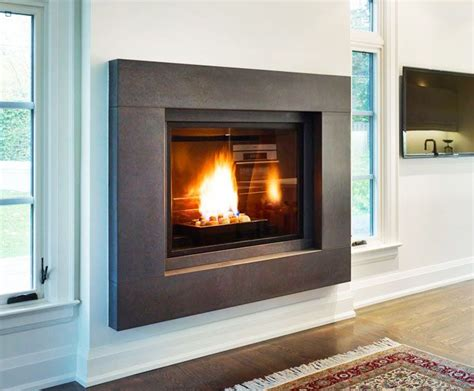 modern fireplace mantels lr