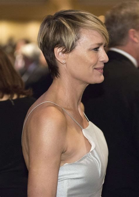 robin wright haircut 2014 robin wright 2014 white house correspondents dinner in