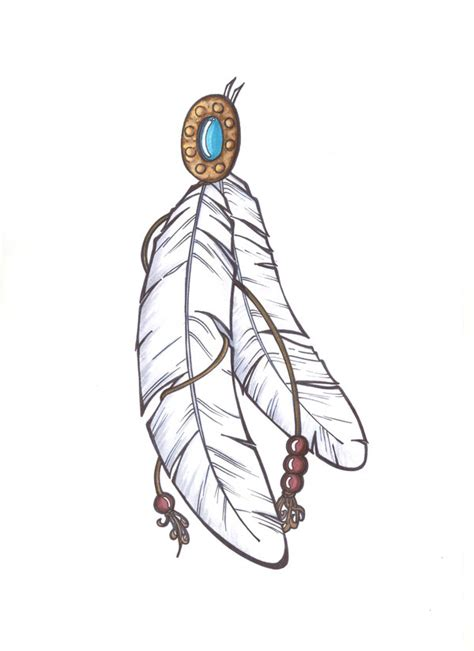 indian feather tattoo design ideas design