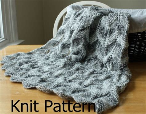 easy knitted baby blanket 887 best images about beautiful knits on