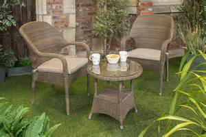 4 seasons outdoor sussex 0 55m bistro set garden world