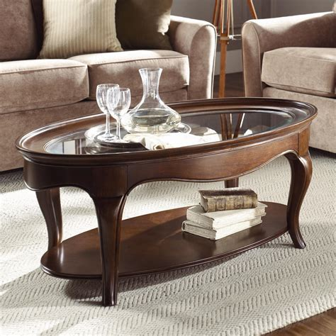 Decorate A Oval Glass Coffee Table Loccie Better Homes Decorate Glass Coffee Table