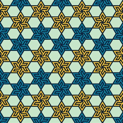 islamic pattern vector ai islamic geometric pattern vector free download