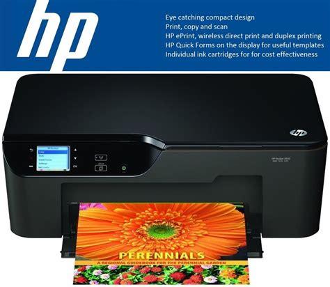 Wifi Hp new hp deskjet 3520 e all in one inkjet wifi colour