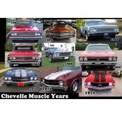 Chevrolet Chevelle Ss Pictures