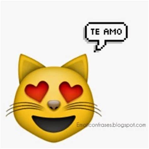 imagenes emoji con frases emoji de whatsapp con frases