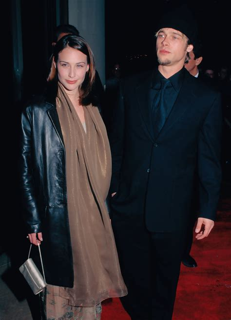claire forlani and family claire forlani rumored to have dated brad pitt before her