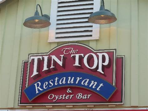 tin top restaurant and oyster bar the tin top bild von tin top restaurant oyster bar