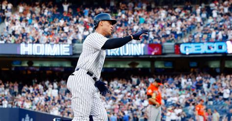 yankees aaron judge named al player of the week ny