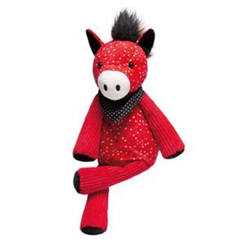 F Buddies Pink bandit the scentsy buddy with his colorful