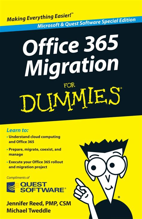 Office 365 Distribution Office 365 Migration For Dummies