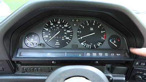 how to fix cars 2011 bmw m3 instrument cluster e30 gauge cluster removal youtube