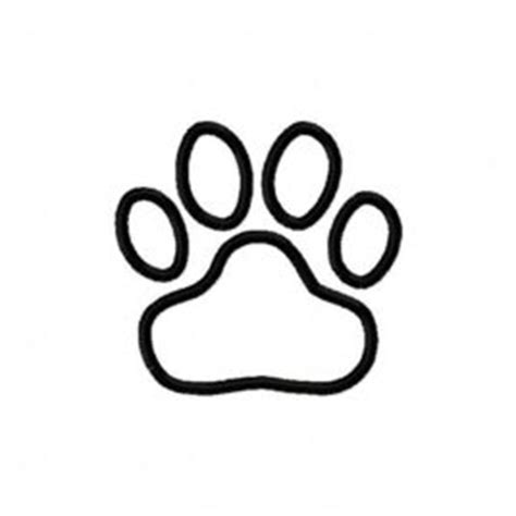 coloring page tiger paw tiger paw coloring page kids drawing and coloring pages