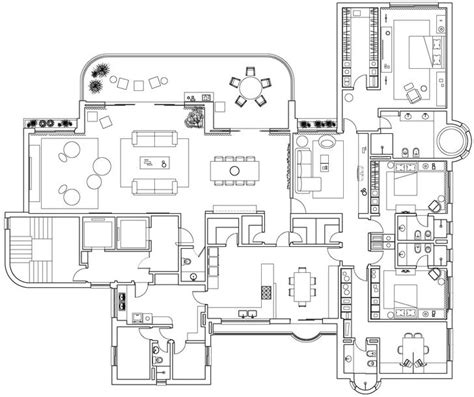 belvedere floor plan belvedere apartment by david guerra architecture 15