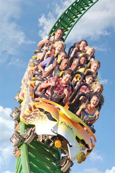 Busch Gardens Ticket by 2 Park Seaworld Busch Gardens Ticket