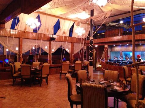 boat club restaurant hyderabad the black pearl restaurant in bengaluru is pirate themed
