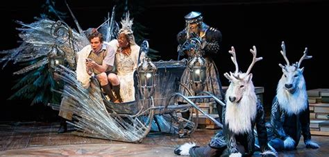 narnia comes to enchanting at stratford capital