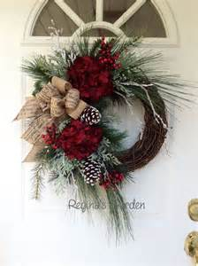 best 25 winter wreaths ideas on pinterest holiday
