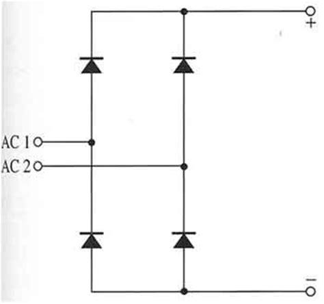 four diode bridge rectifier four diode wave bridge rectifier