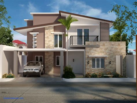 one storey house contemporary one house plans awesome modern single