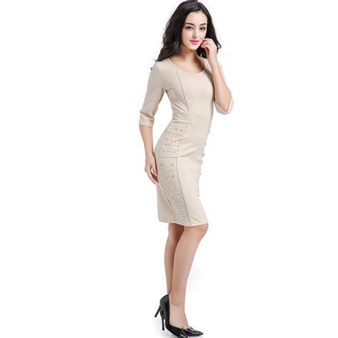 oppo a33f themes western fashion shinning rivets style women bodycon