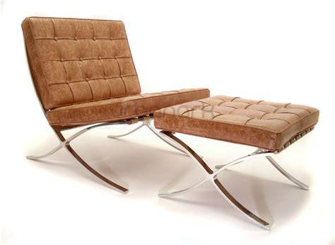 barcelona armchair barcelona chair brown leather 171 urbanark