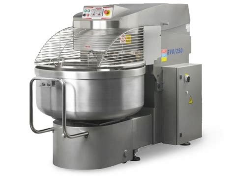 Mixer Vicenza evo removable bowl spiral mixer spiral mixers mixers bakery and pastry machines products