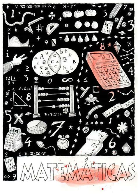 imagenes de matematicas tumblr ilustrador alexiev gandman car 225 tula de matem 225 ticas