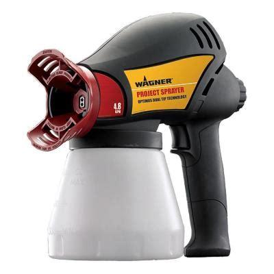 paint spray gun home depot wagner optimus airless cup gun paint sprayer discontinued