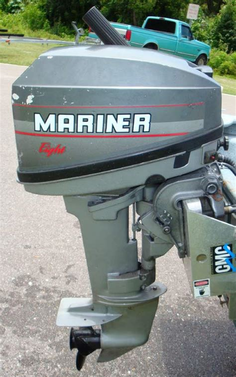 Mercury Outboard Motor Value Used Outboard Motors For