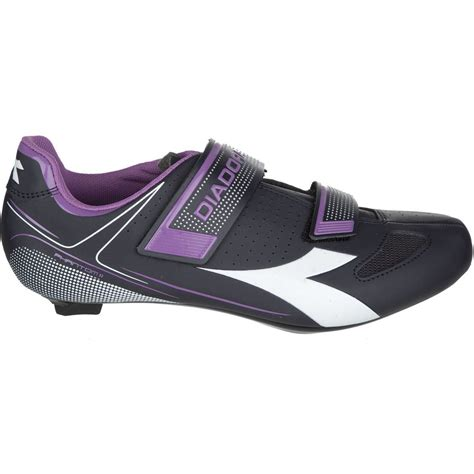 womens bike shoes diadora phantom ii cycling shoes s competitive