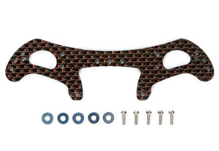 Hg Carbon Plate For 13 19 Mm tamiya limited items