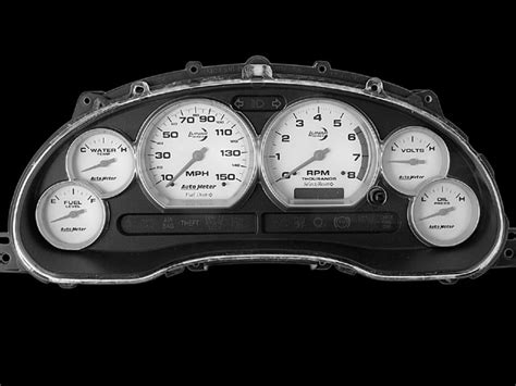 automotive repair manual 2002 ford mustang instrument cluster 1999 ford mustang gt gauge cluster 5 0 mustang super fords magazine