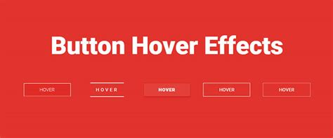 Responsive Design Hover Effect Amazing Hover Effects | 10 amazing link hover effects web graphic design