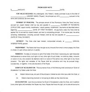 vehicle promissory note template free vehicle promissory note template bestsellerbookdb