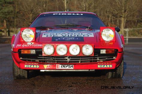 rally ferrari 1978 ferrari 308 gtb group b rally car