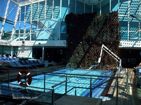Which Equinox Gyms A Pool - equinox tour pools and open decks