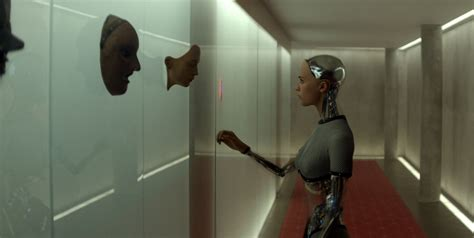 ex machina meaning ex machina movie review thoughts on film