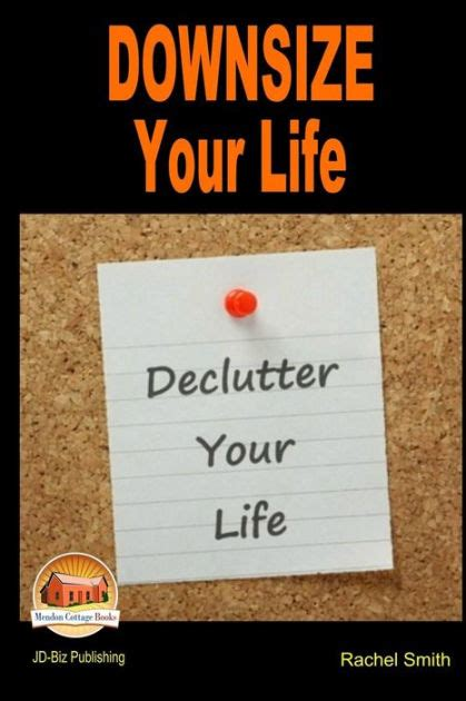 downsizing your downsize your declutter your by davidson smith paperback barnes