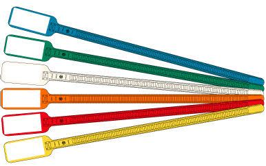 Cable Ties With Label Tag Pengikat Kabel Dg Label Tag 25 X 110 Mm flag cable ties with write on labels