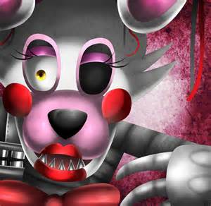 Mangle fnaf 2 favourites by fairyflaubert on deviantart