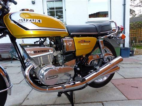 1973 Suzuki Gt380 Image Gallery 1973 Suzuki Gt 380