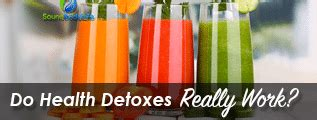 Do Detoxes Actually Work by Do Health Detoxes Really Work It Depends On What You