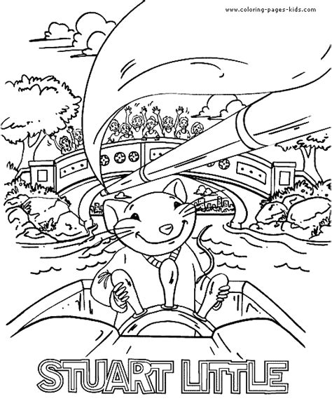 Stuart Worksheets Free by Stuart Color Page Coloring Pages For