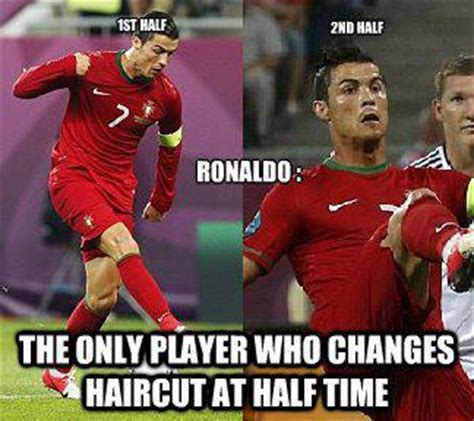 Ronaldo Crying Meme - cristiano ronaldo hairstyle meme ancient alienscristiano